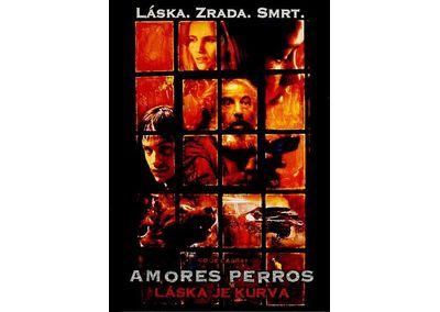 Amores Perros - Láska je kurva