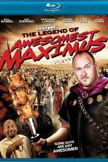 The Legend of Awesomest Maximus  - The Legend of Awesomest Maximus