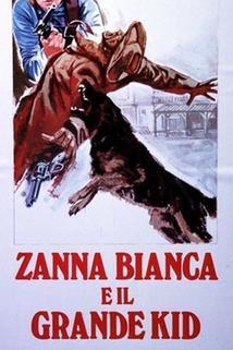 Zanna Bianca nel west