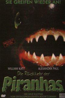 Pirani útočí  - Piranha