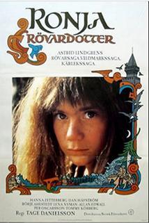 Plakát k filmu: Ronja, dcera loupežníka