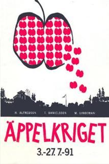 Jablečná válka  - Äppelkriget