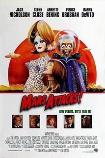 Plakát k filmu: Mars útočí!