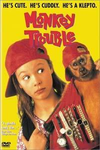 Trable s opicí  - Monkey Trouble