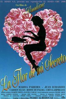Květ mého tajemství