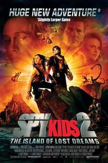 Spy Kids 2: Ostrov ztracených snů  - Spy Kids 2: Island of Lost Dreams