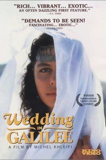 Svatba v Galileji