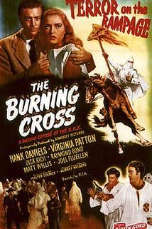 The Burning Cross