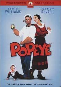 Pepek námořník  - Popeye