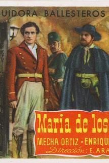 María de los Ángeles  - María de los Ángeles