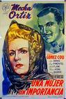 Una mujer sin importancia (1945)