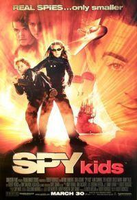 Spy Kids: Špióni v akci