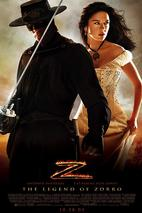 Plakát k filmu: Legenda o Zorrovi