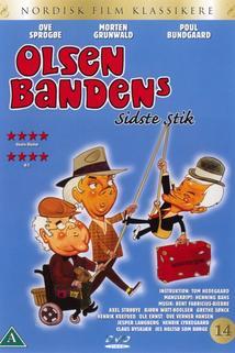 Olsen-bandens sidste stik  - Olsen Bandens sidste stik