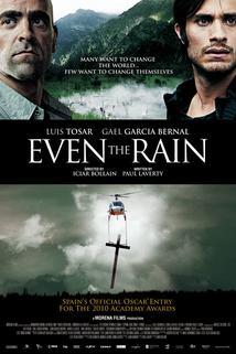 A také déšť  - También la lluvia