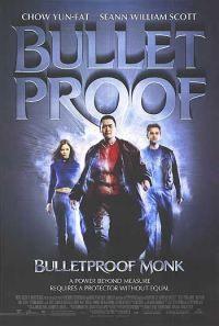 Plakát k filmu: Neprůstřelný mnich