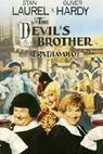 Ďáblův bratr - Laurel a Hardy (1933)