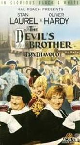 Ďáblův bratr - Laurel a Hardy