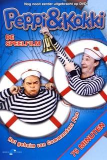 Peppi en Kokki bij de Marine - Het geheim van kommandant Plus