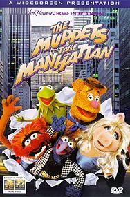 Muppets dobývají Manhattan  - The Muppets Take Manhattan