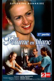 """Une femme en blanc"""