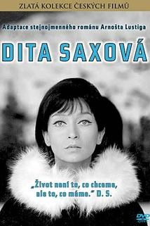 Plakát k filmu: Dita Saxová