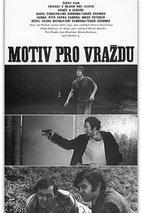 Plakát k filmu: Motiv pro vraždu