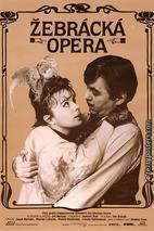 Plakát k filmu: Žebrácká opera