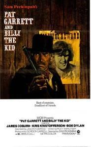 Plakát k filmu: Pat Garrett a Billy the Kid