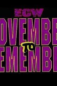 ECW November to Remember