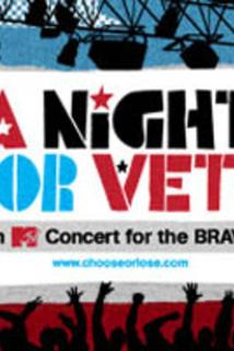 A Night for Vets: An MTV Concert for the Brave
