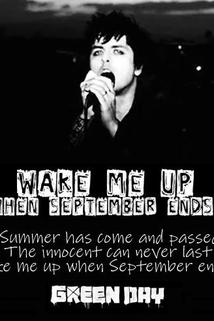Green Day Makes a Video: Wake Me Up When September Ends