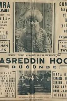 Nasreddin Hoca dügünde