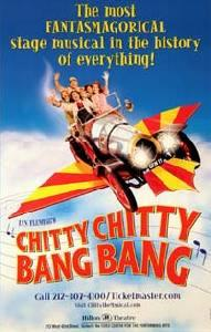 Chitty Chitty Bang Bang  - Chitty Chitty Bang Bang