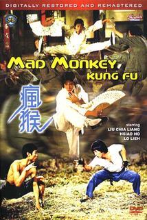Šílený opičák kung-fu  - Feng hou