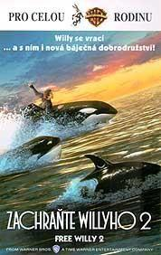 Zachraňte Willyho 2  - Free Willy 2: The Adventure Home