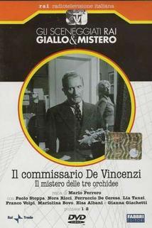 """""""Il commissario Di Vincenzi""""  - Il commissario De Vincenzi"""
