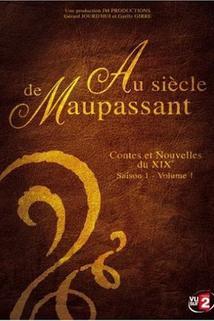 """""""Au siècle de Maupassant: Contes et nouvelles du XIXème siècle"""""""