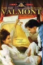 Plakát k filmu: Valmont