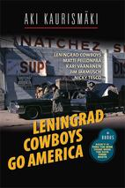 Plakát k filmu: Leningradští kovbojové dobývají Ameriku