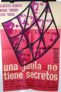Una jaula no tiene secretos  - Una jaula no tiene secretos