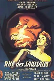 Rue des Saussaies