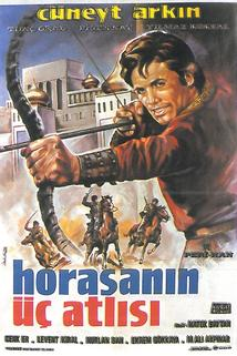 Horasan'in üç atlisi