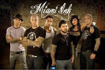 """Miami Ink"""