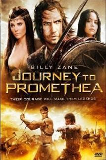 Cesta do hlubin země Prométhea  - Journey to Promethea