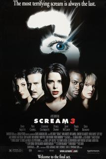 Plakát k filmu: Vřískot 3