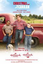 Plakát k filmu: Vánoce v Canaan