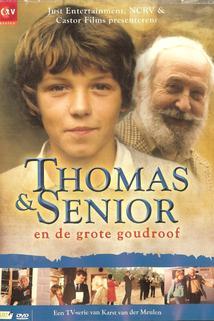 """""""Thomas en Senior op het spoor van Brute Berend"""""""