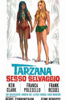 Tarzana, sesso selvaggio