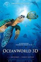 Plakát k filmu: Velké podmořské dobrodružství 3D
